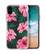 Laut POP EXOTIC - Etui iPhone X z 2 foliami na ekran w zestawie (Exotic)