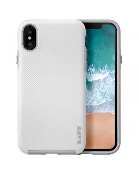 Laut Shield - Etui iPhone X (White)