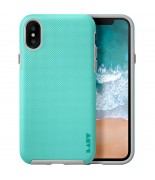 Laut Shield - Etui iPhone X (Mint)