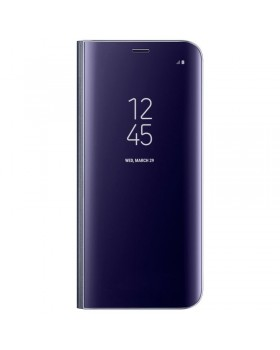 Samsung Clear View Standing Cover - Etui z klapką Samsung Galaxy S8 w/ stand-up (fioletowy)